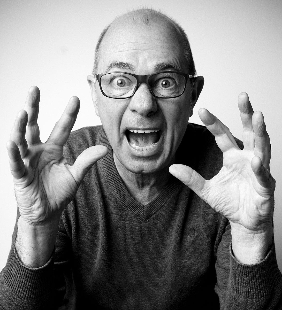 Herbert Knebeldeutscher Kabarettist und Komiker,
