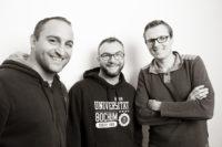 Ingpuls GmbH Christian Großmann, Burkhard Maaß und André Kortmann für das Magnet Magazin
