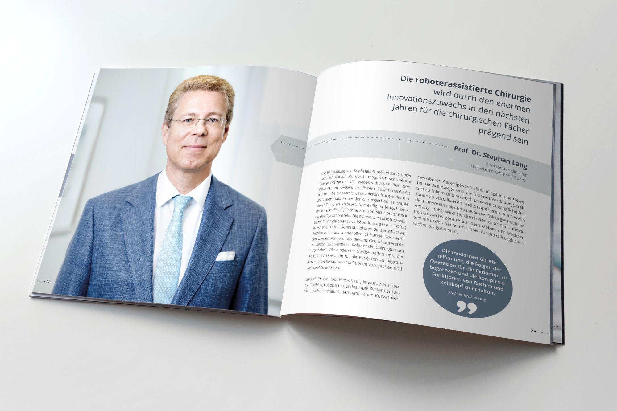 Prof Dr Stephan Lang, Uniklinikum Essen