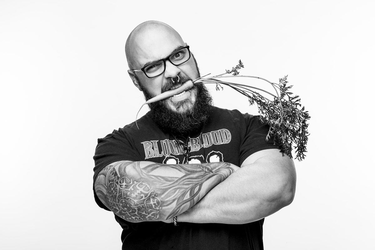 Chris Schaeferskuepper, Veganer