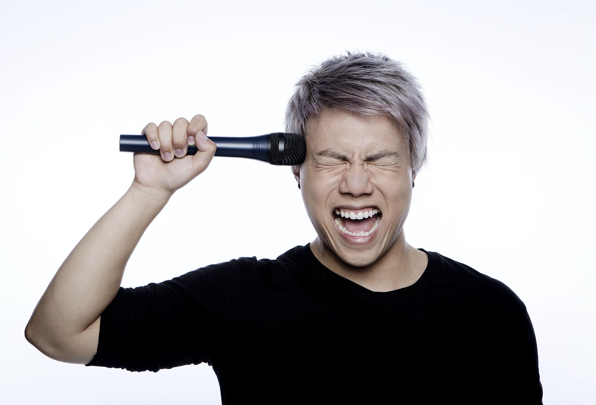 Jay Oh, Sänger und Supertalent Gewinner