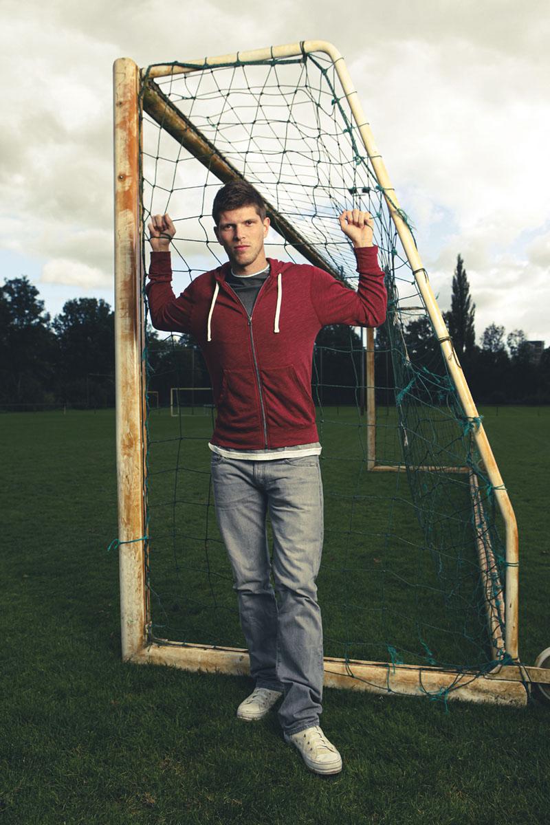 Klaas Jan Huntelaar für Sportbild